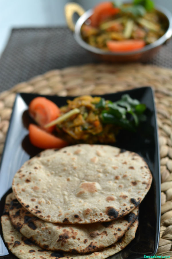 how to make soft rotis without oil