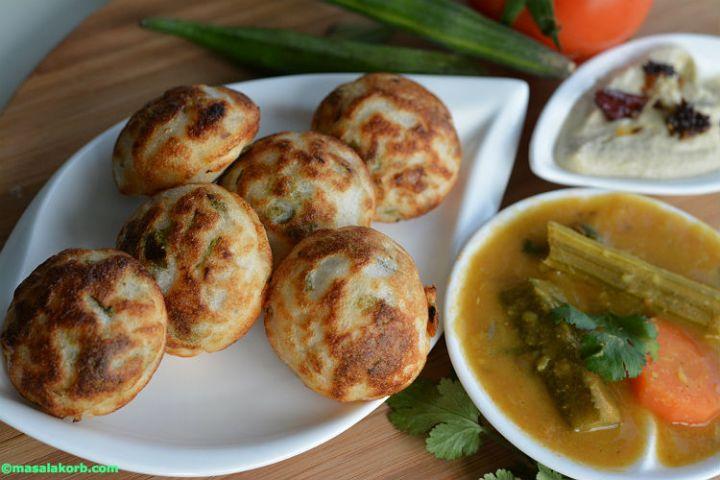Paniyaram H full Kuzhi Paniyaram or Kara Paniyaram