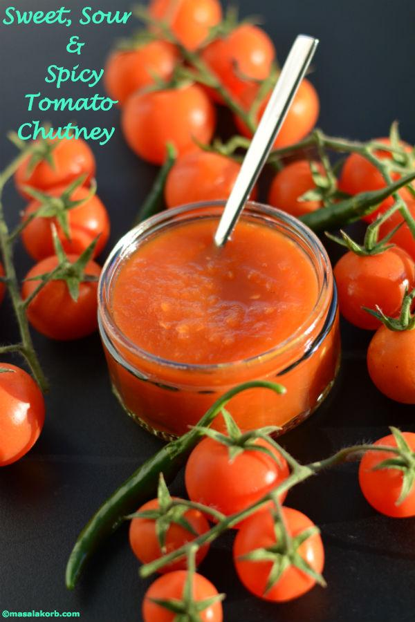 Tomato Chutney V1