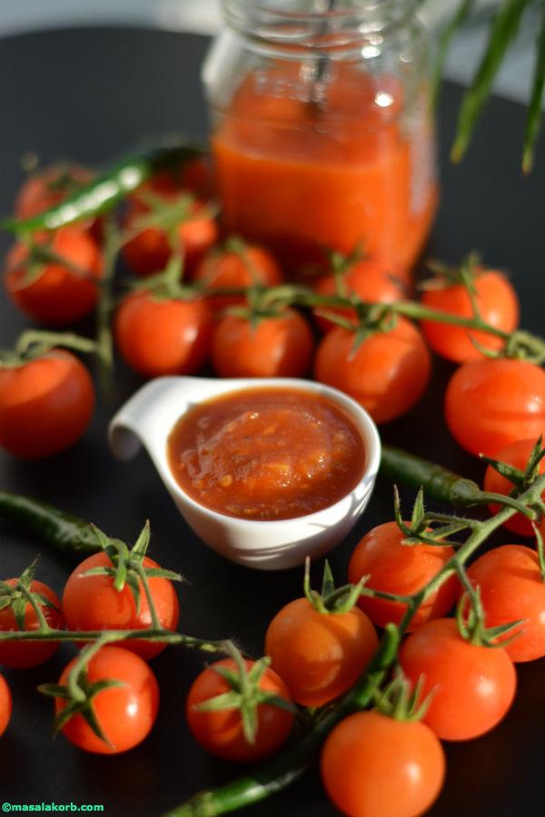 Tomato chutney V3