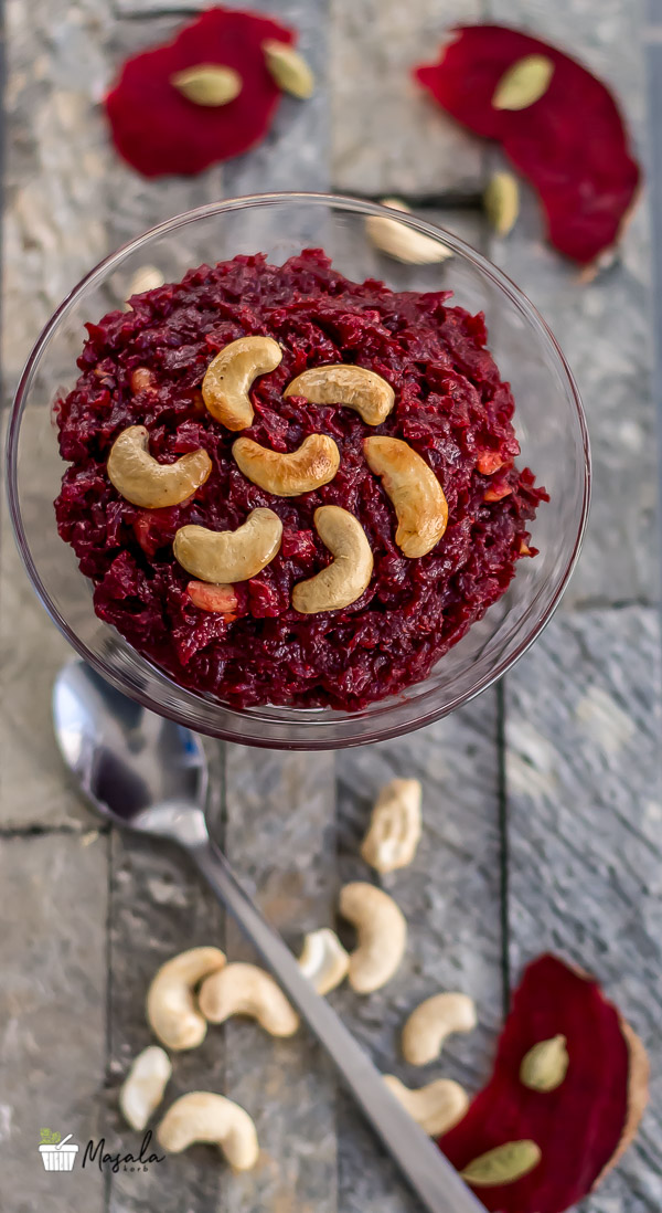Beetroot Hawal Recipe, Chukandar Ka Halwa
