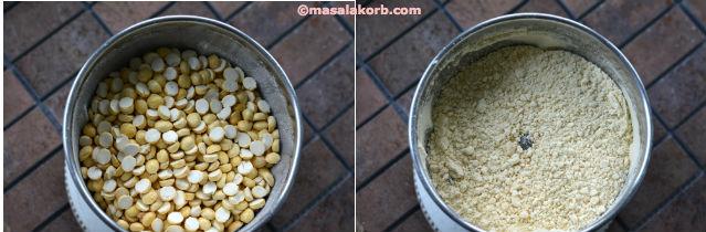 Powders step1