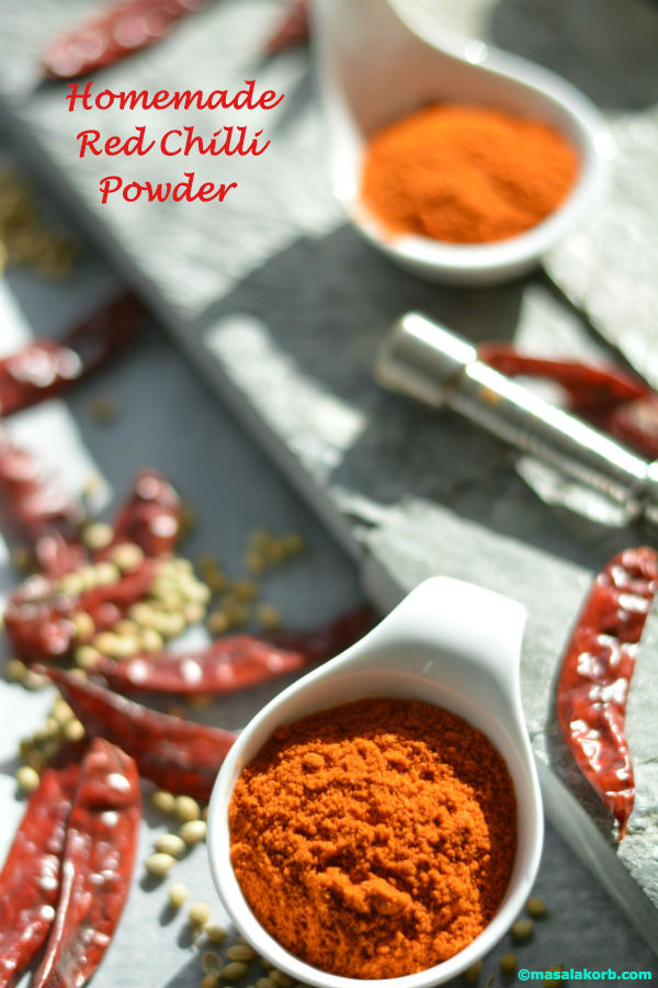 Red chilli powder V3n