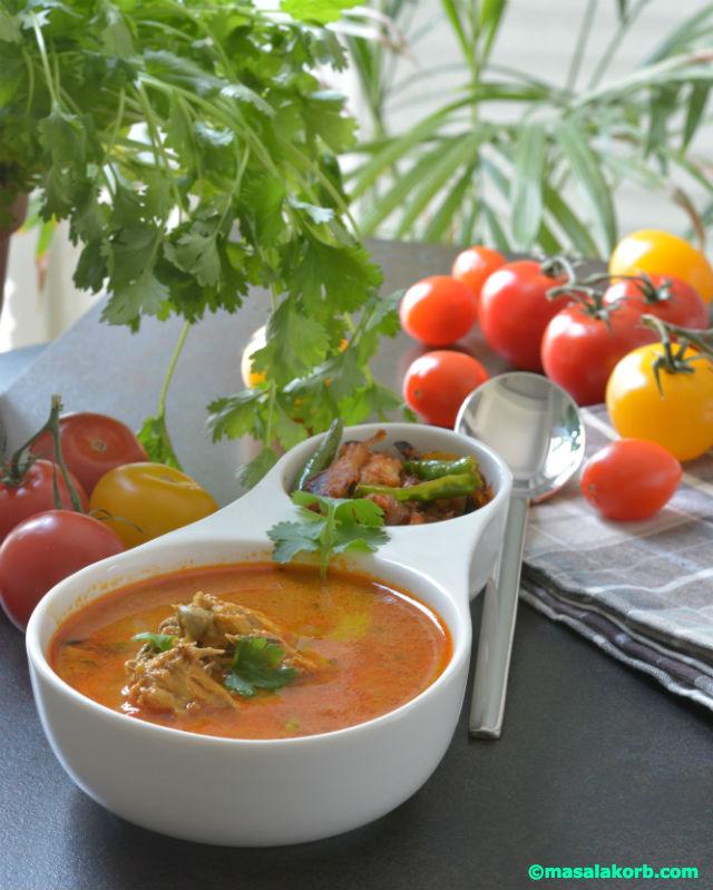 Chicken rasam or soupV2