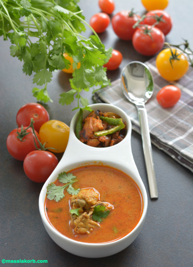 Chicken rasam or soupV4