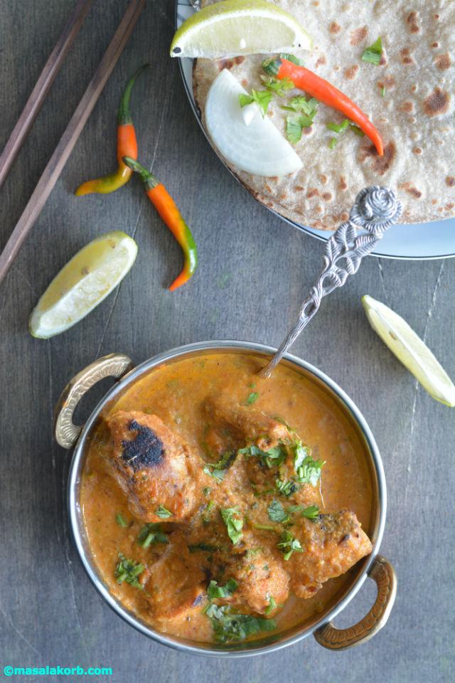 Butter Chicken Or Mugh Makhani V3