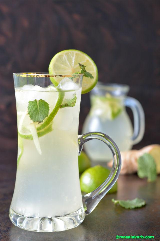 Ginger Lemonade V7