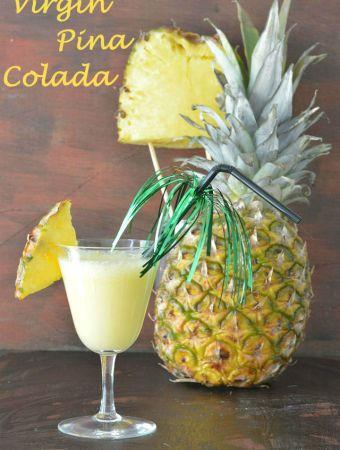 Virgin Pina Colada