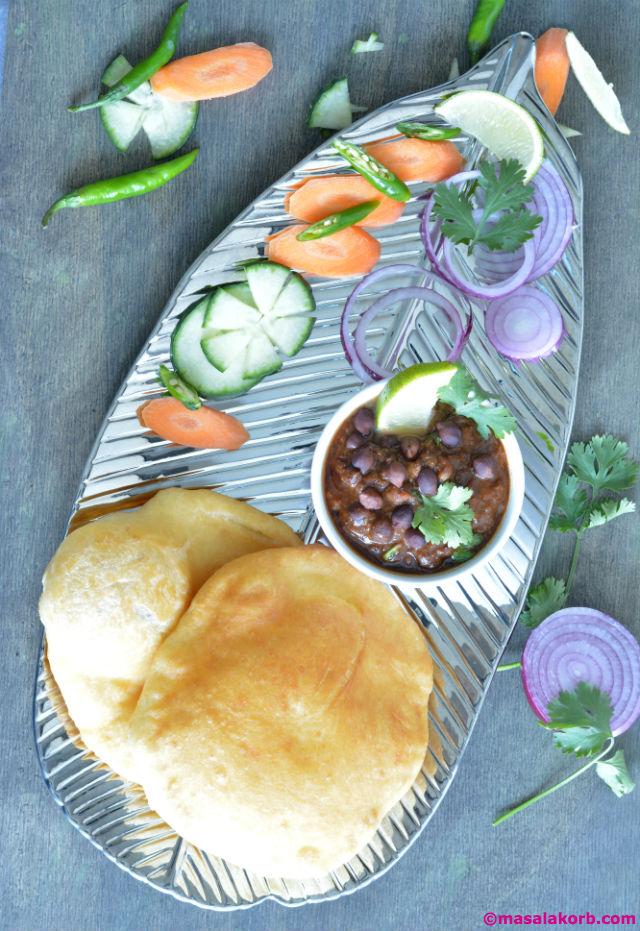 Bhatura recipe without yeast V6