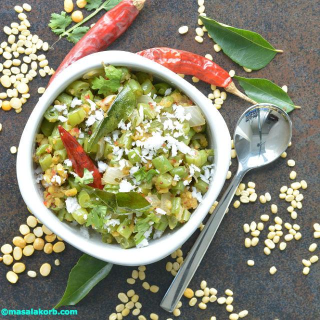 Beans Paruppu Usili V2