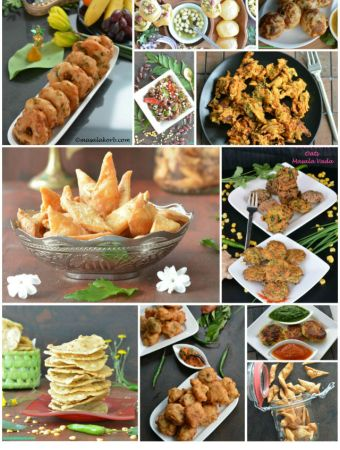 Diwali Savoury Snacks Recipes