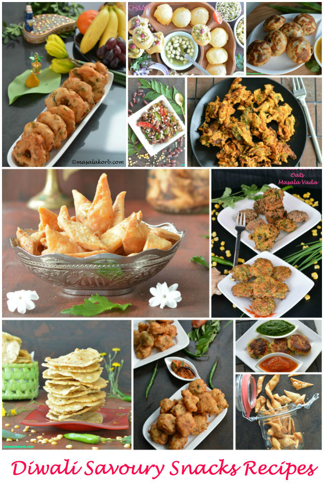 Diwali Savoury Snacks Recipes