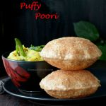 How to make Puffy Poori | Indian Puri Recipe
