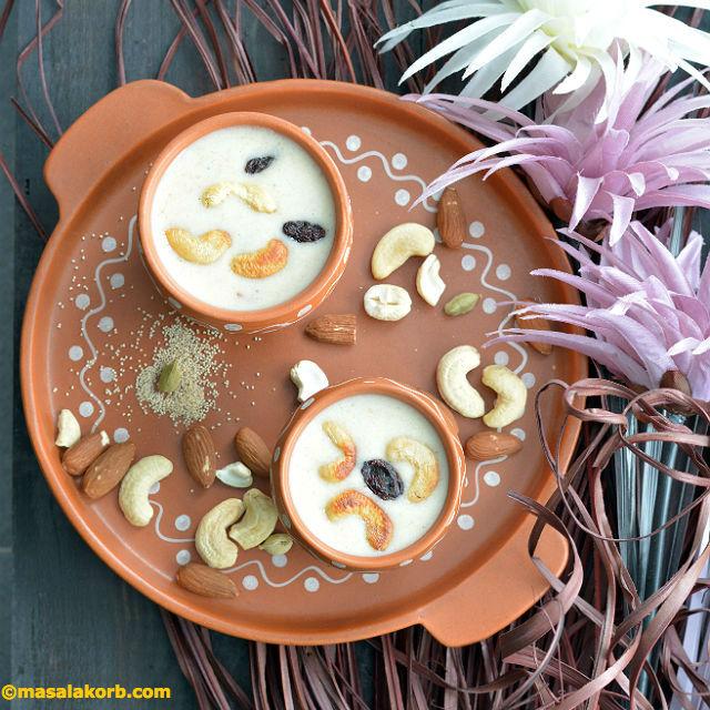 Poppy Seeds Payasam V4