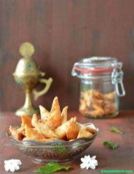 Spicy Shankarpali