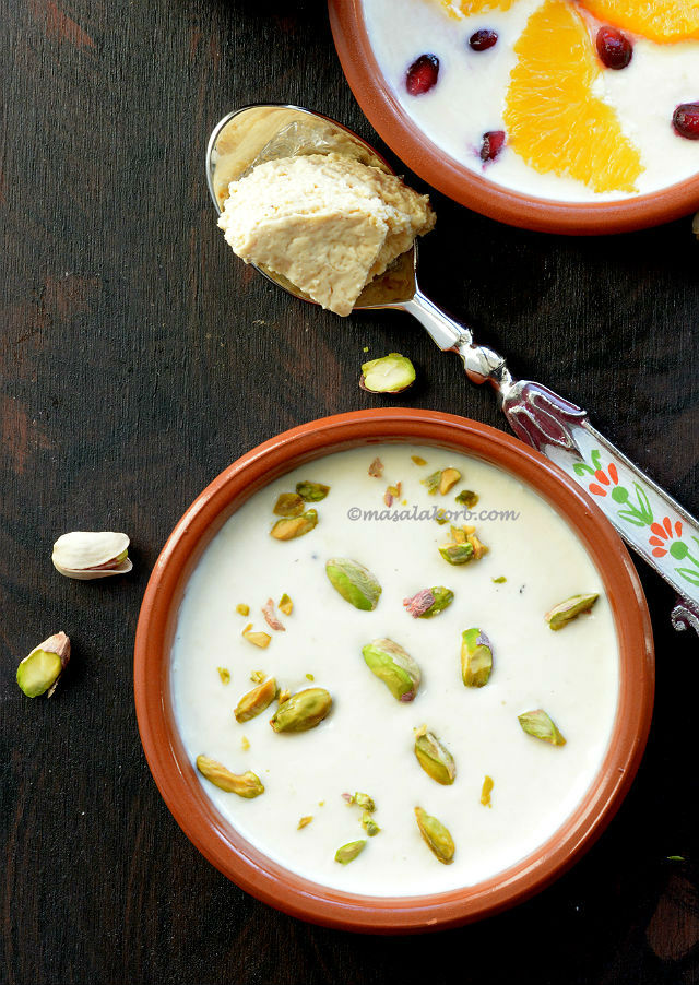 Recipe for Mishti Doi V6