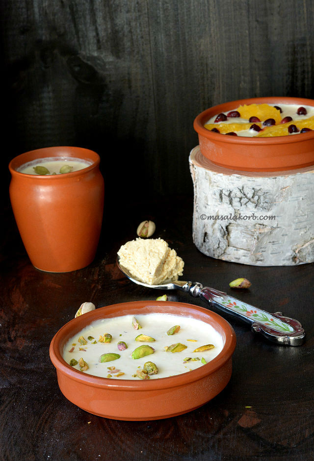 Recipe for Mishti Doi V7