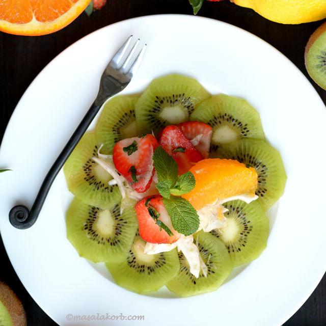 Fennel Citrus Salad V2