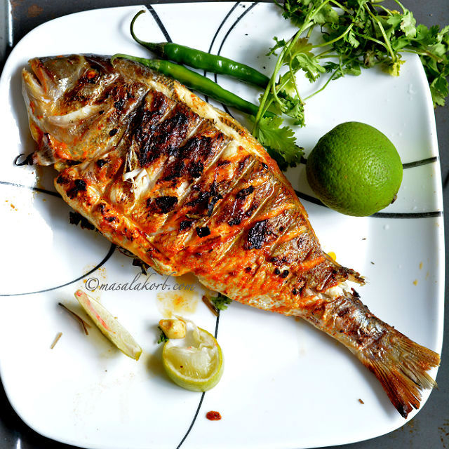How to marinate tilapia fish indian style for How to cook fish on the grill
