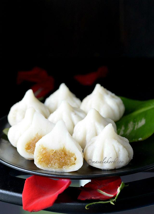 Poornam Kudumulu Recipe Kozhukottai Modak
