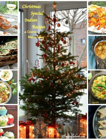 Christmas Special Indian Recipes