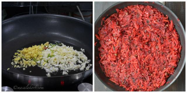 Beetroot Kofta Curry, Vegetable Kofta Curry with beetroots