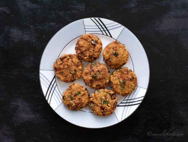 Chettinad Vada Curry Recipe, Vadakari Recipe