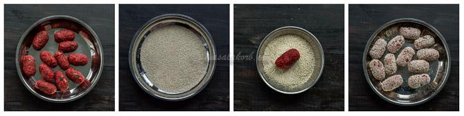 Vegetable ChopBengali Style, How to make Veg Bullets