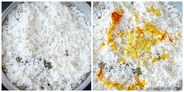 How to Cook Perfect Basmati Rice for Biryani, Plain basmati Rice, Dum Rice