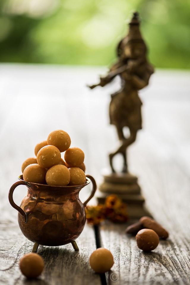 Salt Cheedai offered to lord Krishna
