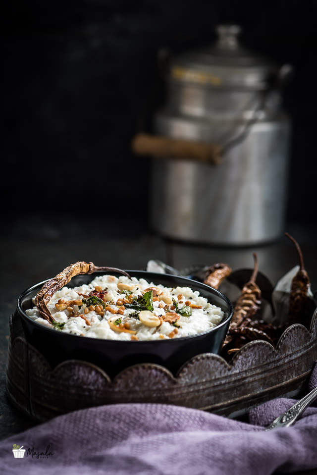 Curd Rice Recipe South Indian Style, How to make Thayir Sadam