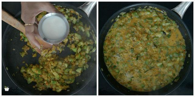 Turai Recipe South Indian