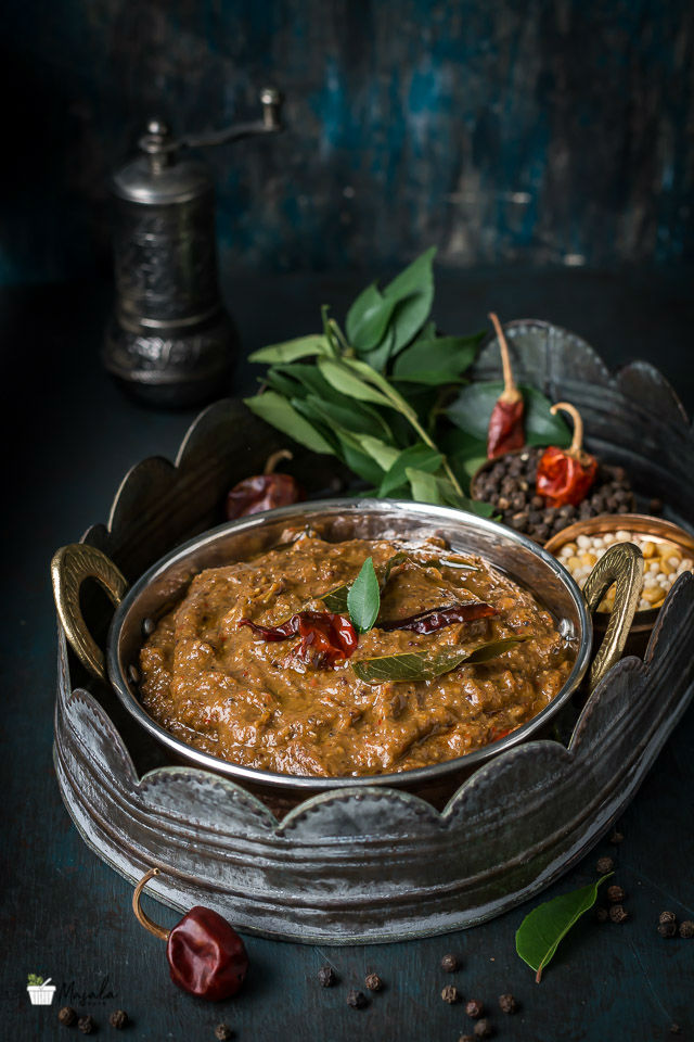 Pepper Kulambu Recipe