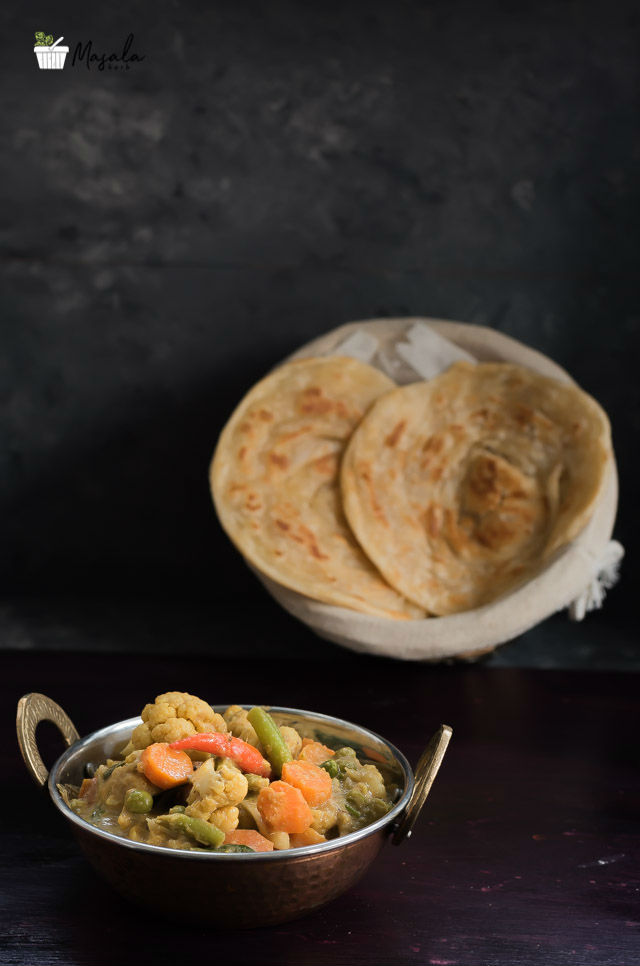 Chettinad Vegetable Kurma Recipe