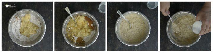 kerala sweet appam recipe