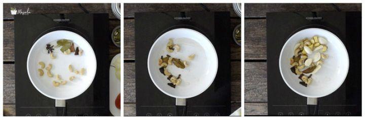 Spicy Matar Paneer Recipe