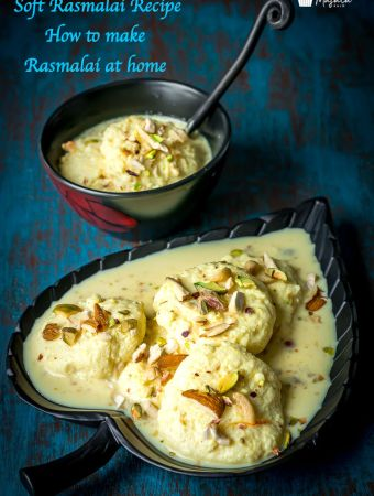 Soft Rasmalai Recipe, Rasmalai Sweet