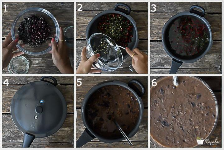 Soaking & Cooking Lentils Step 1
