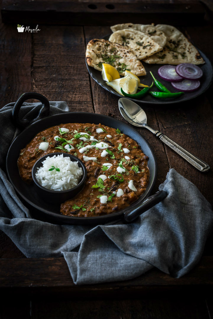 Dal Makhani Recipe Video