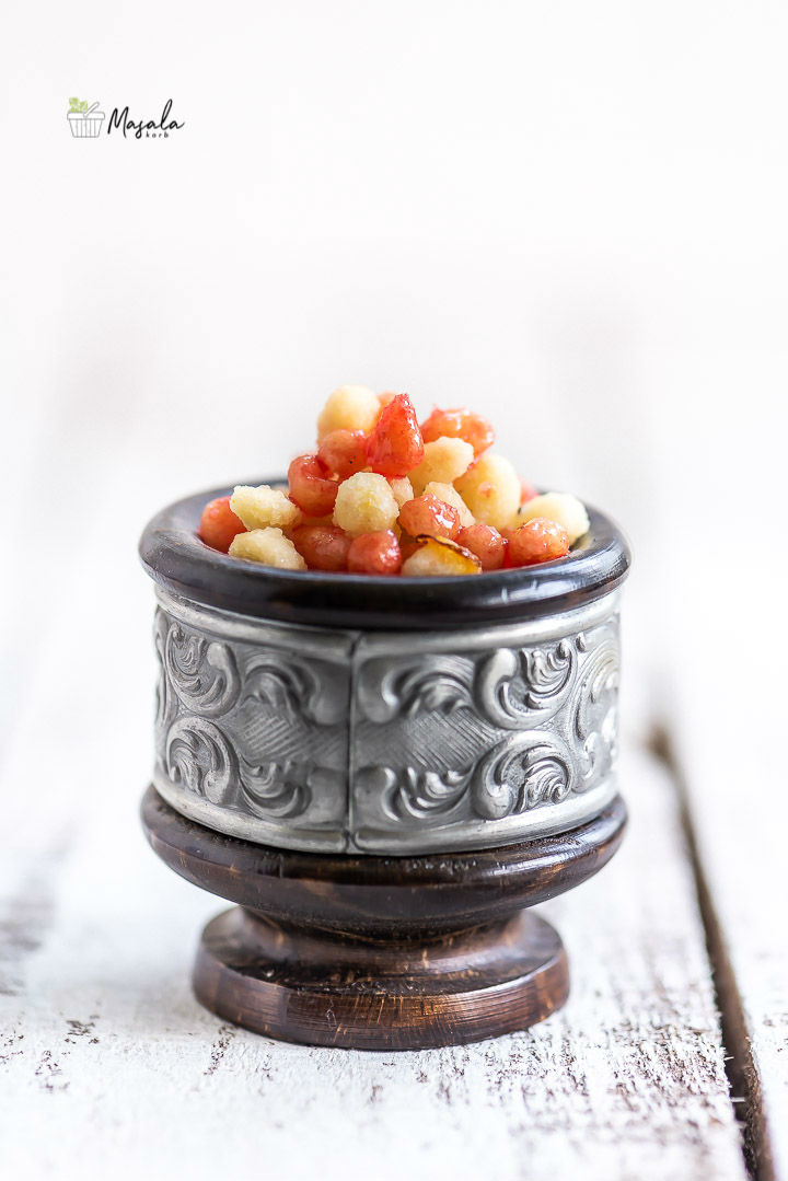 Meethi Boondi Recipe