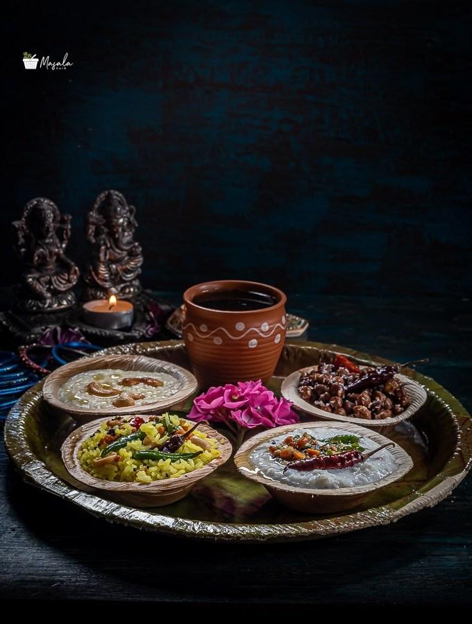 Navratri Prasadam Recipes