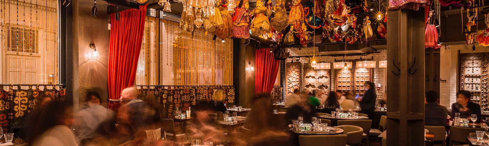 Best Indian Restaurants In London Masala Zone