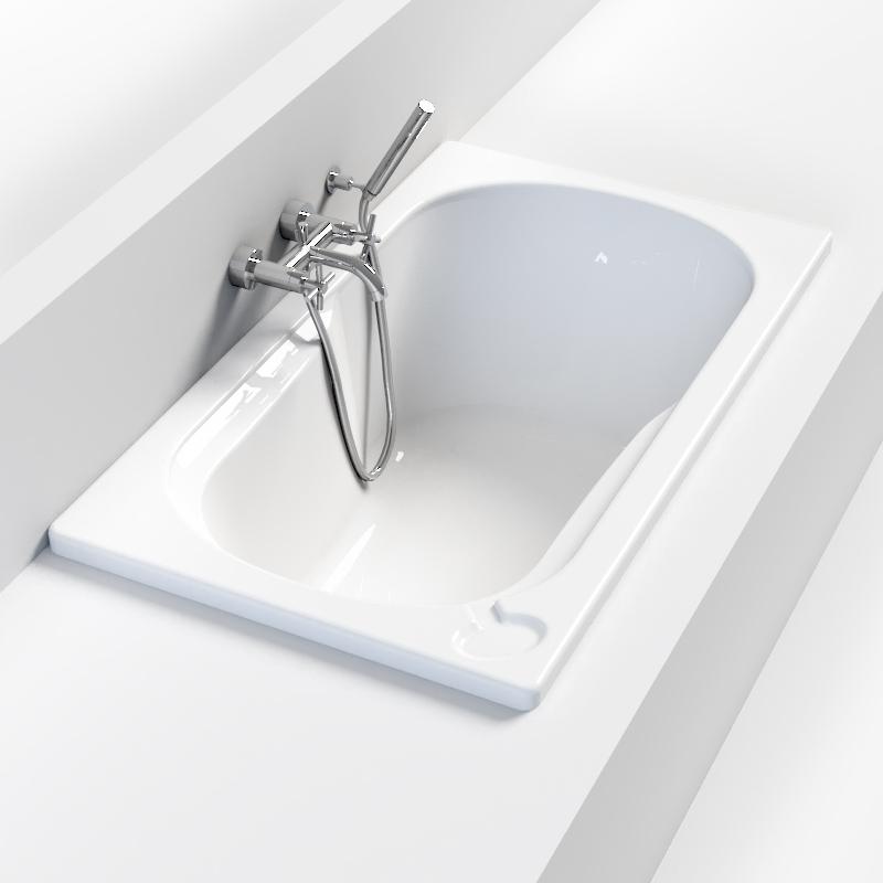 salle de bain dans un studio