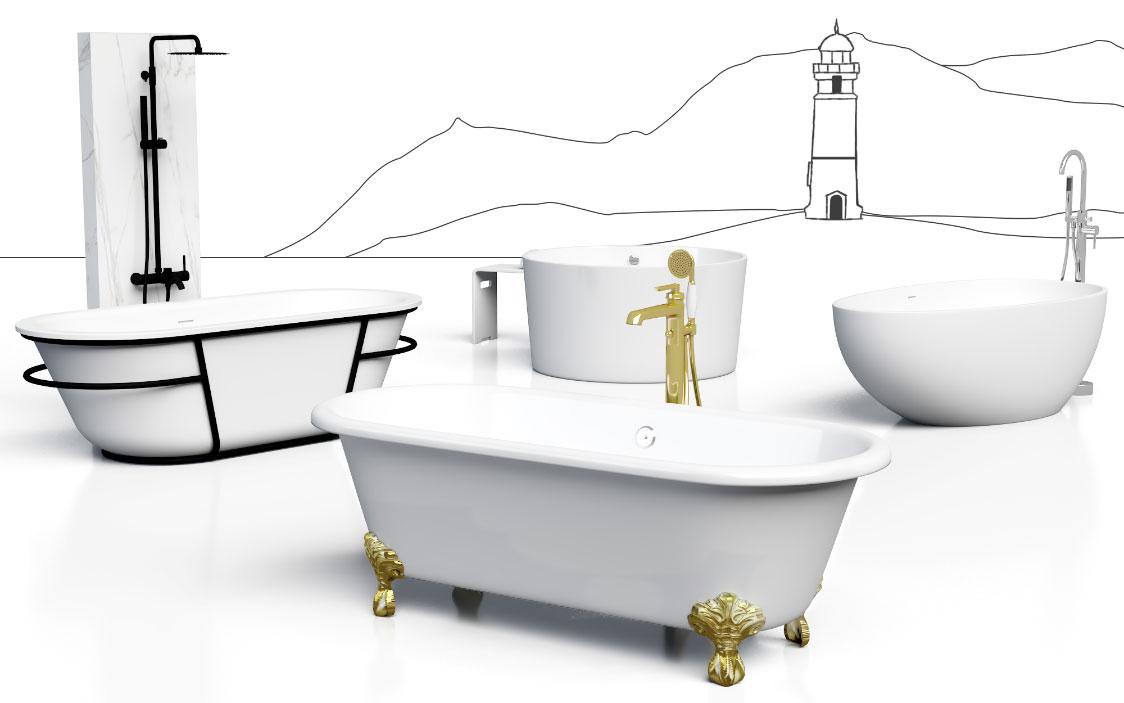 collection de baignoires masalledebain com