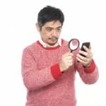 【iPhone】画面表示を拡大する方法(アイコン・文字)