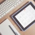 【iPhone】デフォルトカレンダーにGoogleカレンダーを追加(共有)する方法
