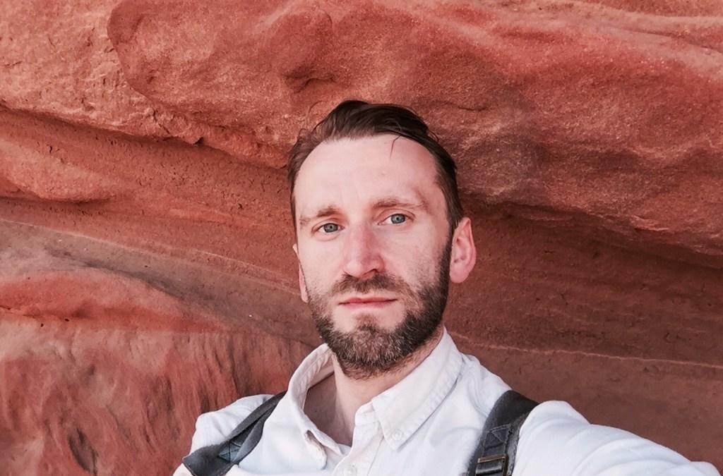 Wadi Rum: autostopem przez pustynię