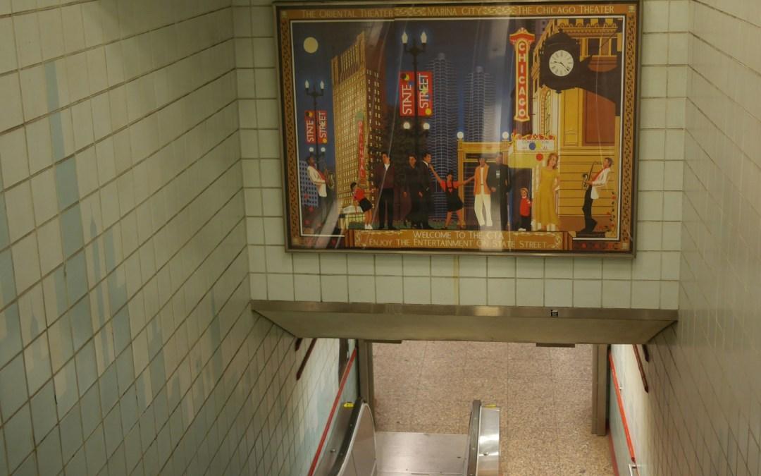 Chicago: kolejka metropolitalna L