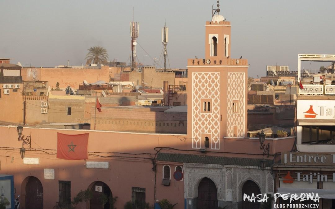 Marrakesz w 10 krokach. Jak zaplanować pobyt?