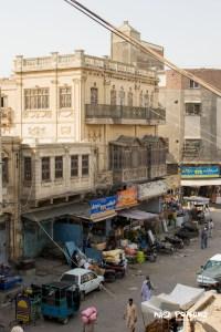 Hyderabad Stare Miasto Pakistan